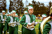 2015-10-09 Band St Marys Game
