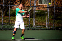 2016-4-14 Tennis vs Shawnee